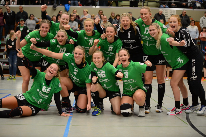 Handball Frauen 2. Bundesliga